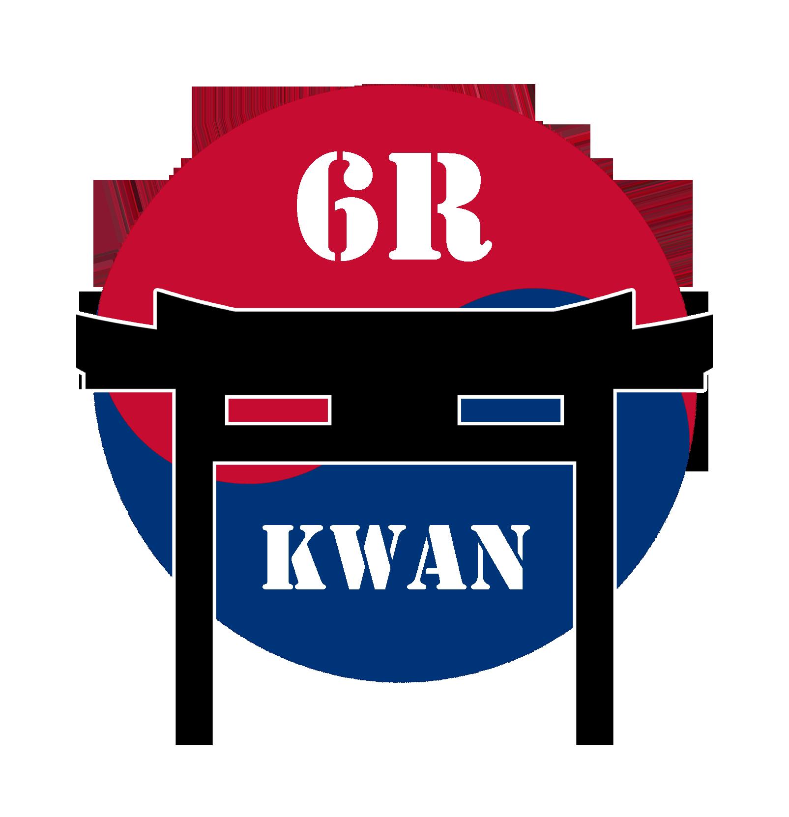 6R Kwan - Logo